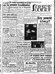 Słowo Ludu : organ Komitetu Wojewódzkiego Polskiej Zjednoczonej Partii Robotniczej, 1963, R.15, nr 74