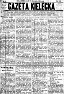Gazeta Kielecka, 1888, R.19, nr 55