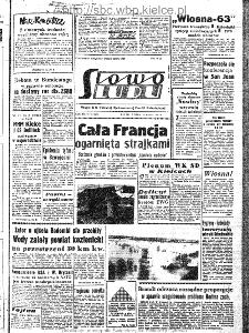 Słowo Ludu : organ Komitetu Wojewódzkiego Polskiej Zjednoczonej Partii Robotniczej, 1963, R.15, nr 78