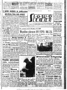 Słowo Ludu : organ Komitetu Wojewódzkiego Polskiej Zjednoczonej Partii Robotniczej, 1963, R.15, nr 80