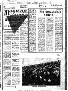 Słowo Ludu : organ Komitetu Wojewódzkiego Polskiej Zjednoczonej Partii Robotniczej, 1963, R.15, nr 82-83 (magazyn)