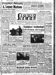 Słowo Ludu : organ Komitetu Wojewódzkiego Polskiej Zjednoczonej Partii Robotniczej, 1963, R.15, nr 92