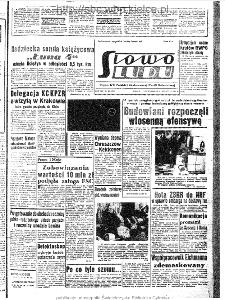 Słowo Ludu : organ Komitetu Wojewódzkiego Polskiej Zjednoczonej Partii Robotniczej, 1963, R.15, nr 98