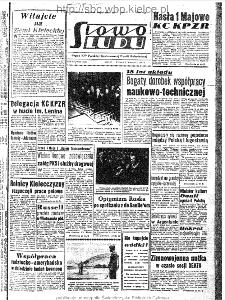 Słowo Ludu : organ Komitetu Wojewódzkiego Polskiej Zjednoczonej Partii Robotniczej, 1963, R.15, nr 99