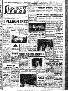 Słowo Ludu : organ Komitetu Wojewódzkiego Polskiej Zjednoczonej Partii Robotniczej, 1963, R.15, nr 114