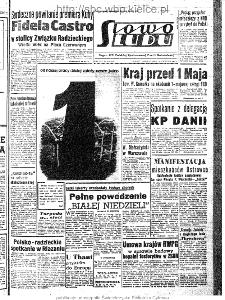 Słowo Ludu : organ Komitetu Wojewódzkiego Polskiej Zjednoczonej Partii Robotniczej, 1963, R.15, nr 119