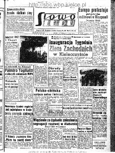 Słowo Ludu : organ Komitetu Wojewódzkiego Polskiej Zjednoczonej Partii Robotniczej, 1963, R.15, nr 126