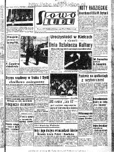 Słowo Ludu : organ Komitetu Wojewódzkiego Polskiej Zjednoczonej Partii Robotniczej, 1963, R.15, nr 134