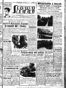 Słowo Ludu : organ Komitetu Wojewódzkiego Polskiej Zjednoczonej Partii Robotniczej, 1963, R.15, nr 140