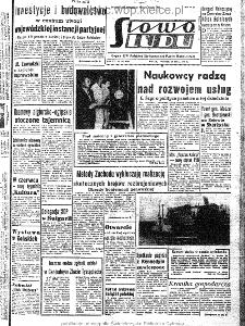 Słowo Ludu : organ Komitetu Wojewódzkiego Polskiej Zjednoczonej Partii Robotniczej, 1963, R.15, nr 148