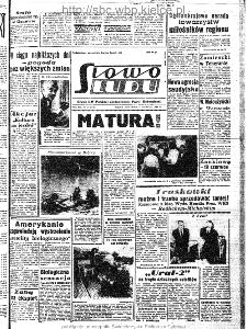 Słowo Ludu : organ Komitetu Wojewódzkiego Polskiej Zjednoczonej Partii Robotniczej, 1963, R.15, nr 157