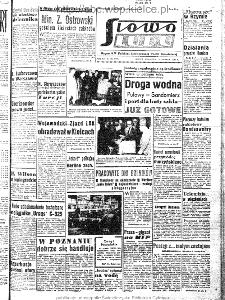 Słowo Ludu : organ Komitetu Wojewódzkiego Polskiej Zjednoczonej Partii Robotniczej, 1963, R.15, nr 164