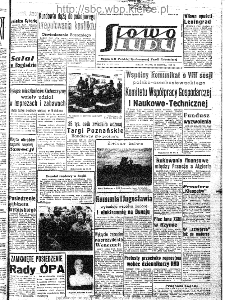 Słowo Ludu : organ Komitetu Wojewódzkiego Polskiej Zjednoczonej Partii Robotniczej, 1963, R.15, nr 165