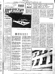 Słowo Ludu : organ Komitetu Wojewódzkiego Polskiej Zjednoczonej Partii Robotniczej, 1963, R.15, nr 180-181 (magazyn)