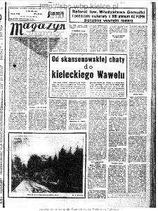 Słowo Ludu : organ Komitetu Wojewódzkiego Polskiej Zjednoczonej Partii Robotniczej, 1963, R.15, nr 187-188 (magazyn)