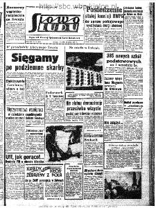 Słowo Ludu : organ Komitetu Wojewódzkiego Polskiej Zjednoczonej Partii Robotniczej, 1963, R.15, nr 193