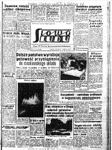 Słowo Ludu : organ Komitetu Wojewódzkiego Polskiej Zjednoczonej Partii Robotniczej, 1963, R.15, nr 213