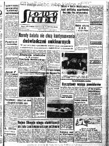 Słowo Ludu : organ Komitetu Wojewódzkiego Polskiej Zjednoczonej Partii Robotniczej, 1963, R.15, nr 214