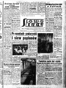 Słowo Ludu : organ Komitetu Wojewódzkiego Polskiej Zjednoczonej Partii Robotniczej, 1963, R.15, nr 224