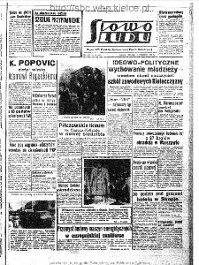 Słowo Ludu : organ Komitetu Wojewódzkiego Polskiej Zjednoczonej Partii Robotniczej, 1963, R.15, nr 246