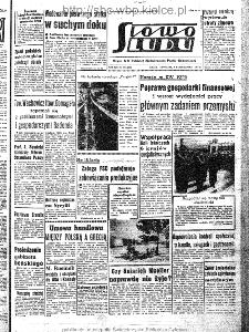 Słowo Ludu : organ Komitetu Wojewódzkiego Polskiej Zjednoczonej Partii Robotniczej, 1963, R.15, nr 276