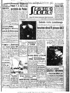 Słowo Ludu : organ Komitetu Wojewódzkiego Polskiej Zjednoczonej Partii Robotniczej, 1963, R.15, nr 291