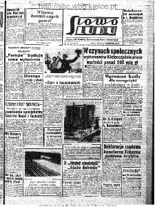 Słowo Ludu : organ Komitetu Wojewódzkiego Polskiej Zjednoczonej Partii Robotniczej, 1963, R.15, nr 296