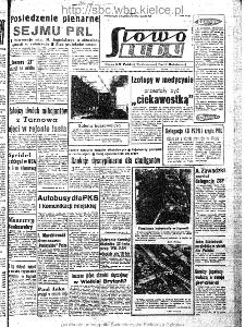 Słowo Ludu : organ Komitetu Wojewódzkiego Polskiej Zjednoczonej Partii Robotniczej, 1963, R.15, nr 317