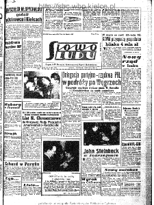 Słowo Ludu : organ Komitetu Wojewódzkiego Polskiej Zjednoczonej Partii Robotniczej, 1963, R.15, nr 326