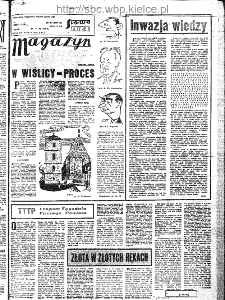 Słowo Ludu : organ Komitetu Wojewódzkiego Polskiej Zjednoczonej Partii Robotniczej, 1963, R.15, nr 327-328 (magazyn)