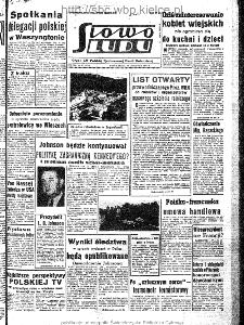 Słowo Ludu : organ Komitetu Wojewódzkiego Polskiej Zjednoczonej Partii Robotniczej, 1963, R.15, nr 331