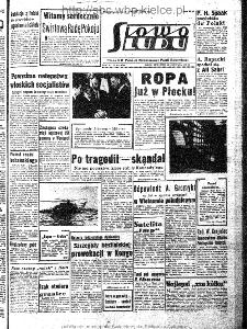 Słowo Ludu : organ Komitetu Wojewódzkiego Polskiej Zjednoczonej Partii Robotniczej, 1963, R.15, nr 332