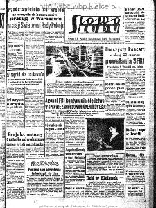 Słowo Ludu : organ Komitetu Wojewódzkiego Polskiej Zjednoczonej Partii Robotniczej, 1963, R.15, nr 333
