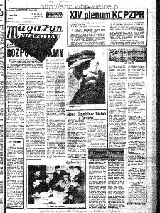 Słowo Ludu : organ Komitetu Wojewódzkiego Polskiej Zjednoczonej Partii Robotniczej, 1963, R.15, nr 334-335 (magazyn)