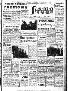Słowo Ludu : organ Komitetu Wojewódzkiego Polskiej Zjednoczonej Partii Robotniczej, 1963, R.15, nr 343
