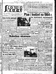 Słowo Ludu : organ Komitetu Wojewódzkiego Polskiej Zjednoczonej Partii Robotniczej, 1963, R.15, nr 351