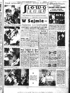 Słowo Ludu : organ Komitetu Wojewódzkiego Polskiej Zjednoczonej Partii Robotniczej, 1963, R.15, nr 355-356 (magazyn)