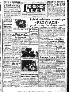 Słowo Ludu : organ Komitetu Wojewódzkiego Polskiej Zjednoczonej Partii Robotniczej, 1963, R.15, nr 364