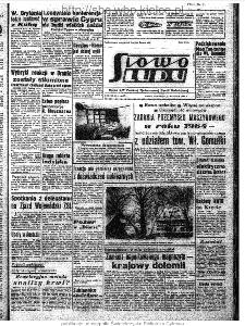 Słowo Ludu : organ Komitetu Wojewódzkiego Polskiej Zjednoczonej Partii Robotniczej, 1964, R.16, nr 9