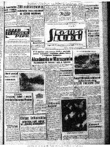 Słowo Ludu : organ Komitetu Wojewódzkiego Polskiej Zjednoczonej Partii Robotniczej, 1964, R.16, nr 112