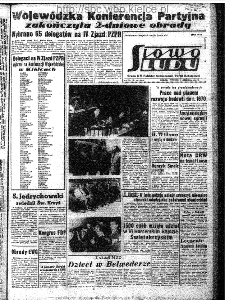 Słowo Ludu : organ Komitetu Wojewódzkiego Polskiej Zjednoczonej Partii Robotniczej, 1964, R.16, nr 154