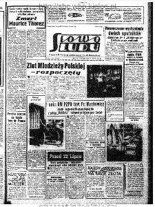 Słowo Ludu : organ Komitetu Wojewódzkiego Polskiej Zjednoczonej Partii Robotniczej, 1964, R.16, nr 195