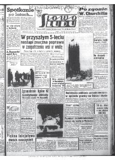 Słowo Ludu : organ Komitetu Wojewódzkiego Polskiej Zjednoczonej Partii Robotniczej, 1965, R.17, nr 26