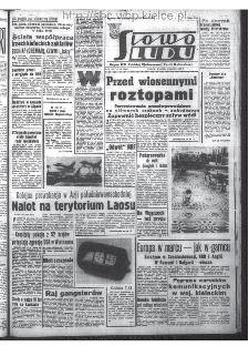 Słowo Ludu : organ Komitetu Wojewódzkiego Polskiej Zjednoczonej Partii Robotniczej, 1965, R.17, nr 64