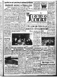 Słowo Ludu : organ Komitetu Wojewódzkiego Polskiej Zjednoczonej Partii Robotniczej, 1965, R.17, nr 103