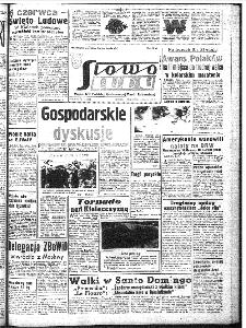 Słowo Ludu : organ Komitetu Wojewódzkiego Polskiej Zjednoczonej Partii Robotniczej, 1965, R.17, nr 140