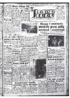 Słowo Ludu : organ Komitetu Wojewódzkiego Polskiej Zjednoczonej Partii Robotniczej, 1965, R.17, nr 261-262 (magazyn)