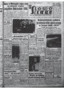 Słowo Ludu : organ Komitetu Wojewódzkiego Polskiej Zjednoczonej Partii Robotniczej, 1965, R.17, nr 343