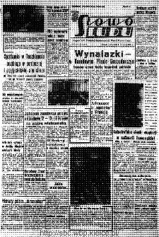 Słowo Ludu : organ Komitetu Wojewódzkiego Polskiej Zjednoczonej Partii Robotniczej, 1966, R.18, nr 6