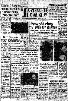 Słowo Ludu : organ Komitetu Wojewódzkiego Polskiej Zjednoczonej Partii Robotniczej, 1966, R.18, nr 7